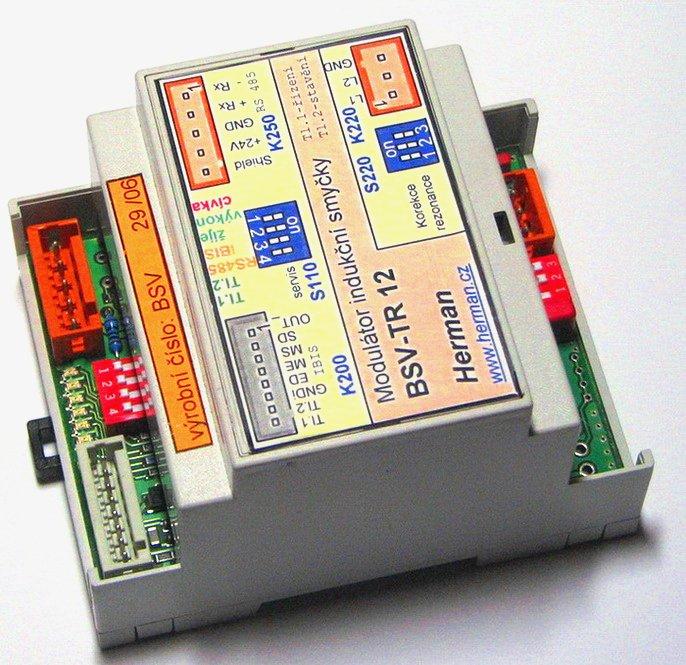 Modulátor indukční smyčky - BSV-TR 12