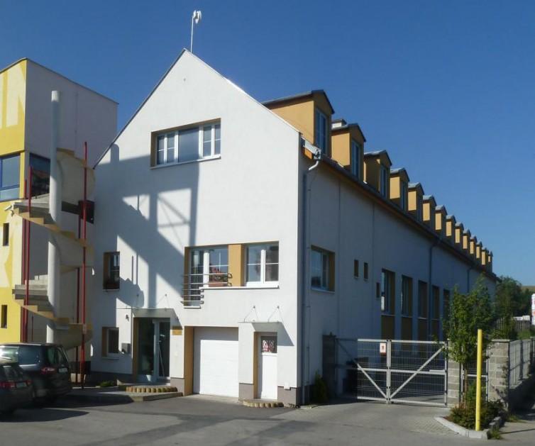 Sídlo firmy: Ing. Ivo Herman, CSc.