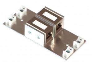 KP2_UTP - Kloubová propojka UTP kabelu dvojitá.