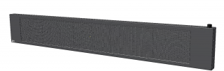 VLP 19x144 - přední šikmý pohled
