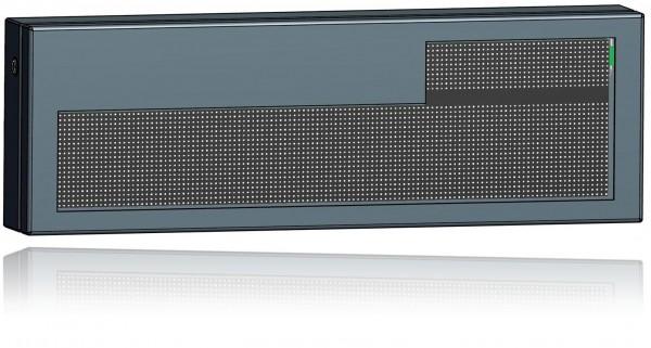 Рис. 5: Графическая информационная светодиодная панель отправления – серия ELP 16x.