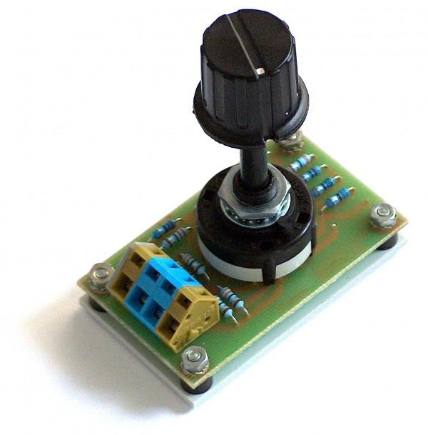 RP 01 - Regulátor příposlechu