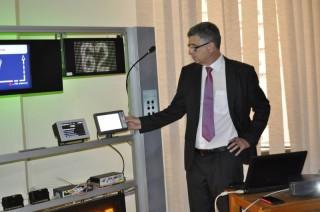 Система була представлена технічним директором компанії Ing. Іво Герман, Ph.D.