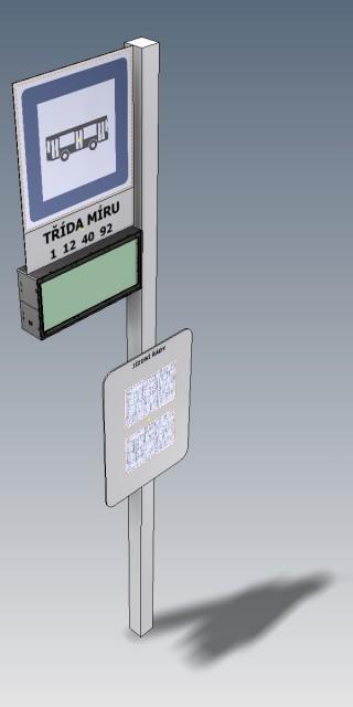 Obr. č. 6: Pohled ELP 185 - B.