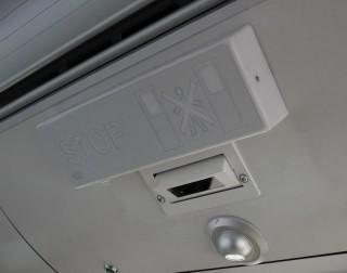 Блок для подсчета пассажиров UCP-02