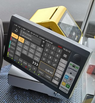 Комплект бортового компьютера  EPIS 5A.