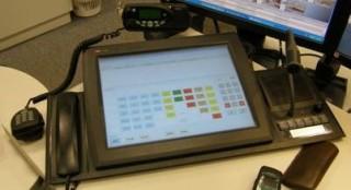 Коммуникационная консоль для быстрого управления вызовами (call centrum).
