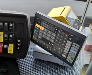 Демонстрация бортового компьютера с регистрацией пассажиров EPIS 5.0A, отвечающего требованиям одновременной связи с несколькими серверами.