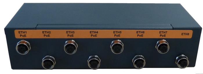 Zadní pohled na switch ECU 08lM.7T