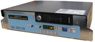 Obr. č.1: Řídicí a záznamová jednotka palubního počítače EPIS